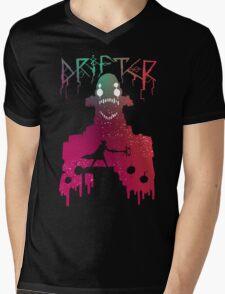Hyper Light Drifter - Stencil  Mens V-Neck T-Shirt