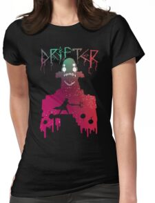 Hyper Light Drifter - Stencil  Womens Fitted T-Shirt