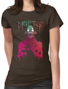 Hyper Light Drifter - Stencil  Womens Fitted T-Shirt