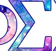 Galaxy Phi Sig Sticker