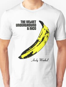 The Velvet Underground Unisex T-Shirt