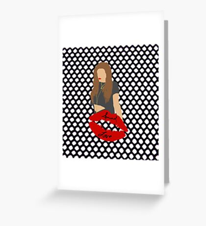 Mia Swier 1 Greeting Card