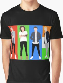 One Direction 5 Graphic T-Shirt