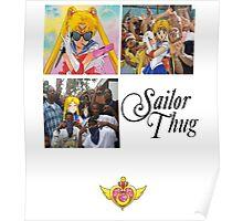 Sailor Thug Poster