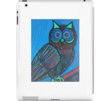 Pop Owl iPad Case/Skin