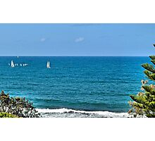 Blue Pacific Photographic Print