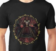 Alice: Madness Returns-Queen of Hearts Unisex T-Shirt