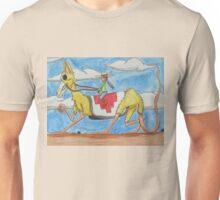 El Sid on the Back Unisex T-Shirt