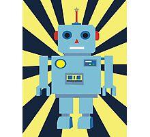 Mr Roboto Photographic Print