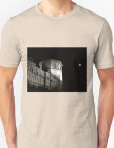 One dark night under the moon... Unisex T-Shirt