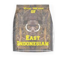 the wild of east indonesian Mini Skirt