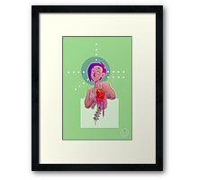 """""""Tag Your Gore""""  Framed Print"""