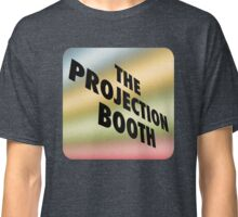 The Projection Booth - Paizs Logo - Rainbow Classic T-Shirt