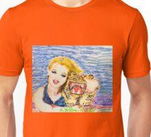 Tiger Hug Unisex T-Shirt