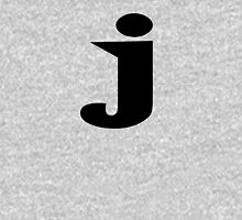 J (wide latin) Unisex T-Shirt