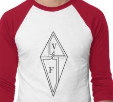 Our logo Men's Baseball ¾ T-Shirt