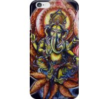 Lord Ganesha 1 iPhone Case/Skin