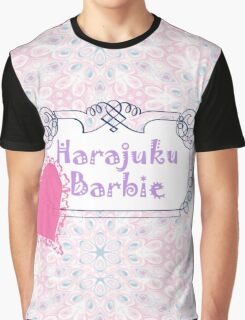 Harajuku Barbie Graphic T-Shirt