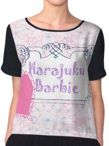 Harajuku Barbie Chiffon Top