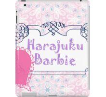 Harajuku Barbie iPad Case/Skin