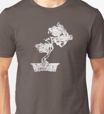 Bonsai - White Unisex T-Shirt