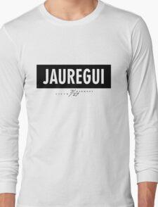 Jauregui 7/27 - Black Long Sleeve T-Shirt