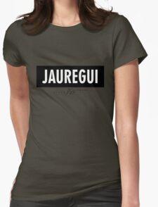 Jauregui 7/27 - Black Womens Fitted T-Shirt