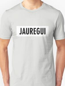Jauregui 7/27 - White Unisex T-Shirt
