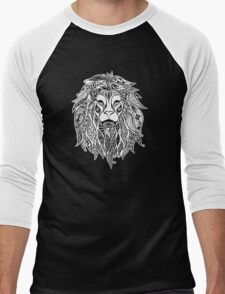 Lion Men's Baseball ¾ T-Shirt