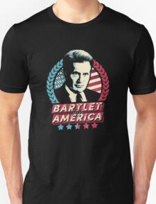 Bartlet for America Unisex T-Shirt