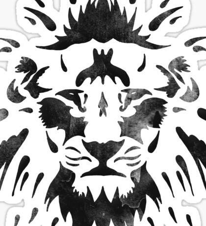 Lionheart Sticker
