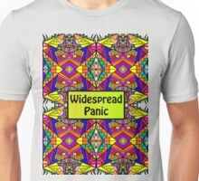 WP - Widespread Panic - Psychedelic Pattern 1  Unisex T-Shirt