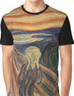 Munch - The Scream Graphic T-Shirt