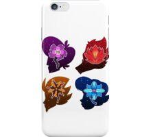 Squad Flower Heads iPhone Case/Skin