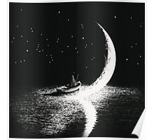 Arrival At Moonlight Poster