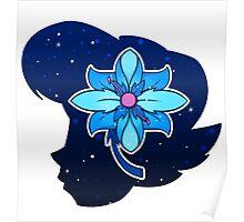 Vivi's Flower Poster