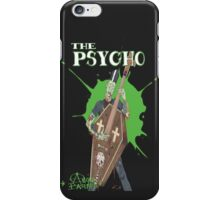 The Psycho iPhone Case/Skin