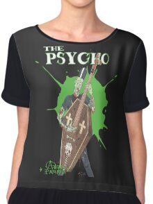 The Psycho Chiffon Top