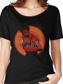 The Motor City Cobra Women's Relaxed Fit T-Shirt