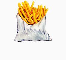 French Fries Pattern Unisex T-Shirt
