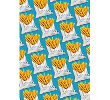 French Fries Pattern Photographic Print