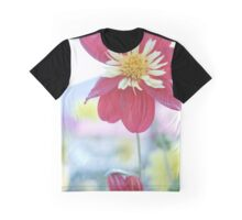 Dahlia Flower 3 Graphic T-Shirt
