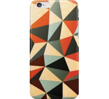 Abstract Diamond Pattern iPhone Case/Skin