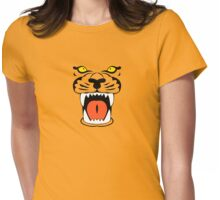 Tiger Roar Womens Fitted T-Shirt