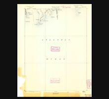 USGS TOPO Map Rhode Island RI Sakonnet 353526 1893 62500 Unisex T-Shirt