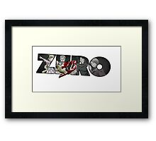 Fairy Tail Zero Framed Print