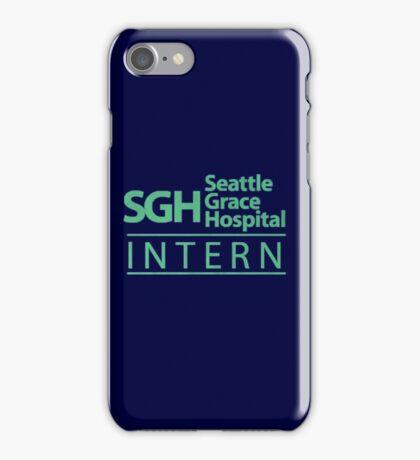 Grey's Anatomy - Intern iPhone Case/Skin