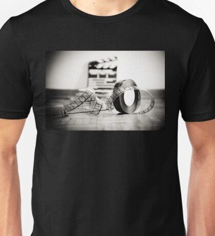 Clapperboard & Film Unisex T-Shirt