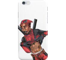 deadpac iPhone Case/Skin