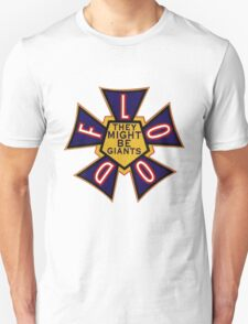 Flood by They Might Be Giants Unisex T-Shirt